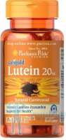 Lutein 20mg with Zeaxanthin 120 капс