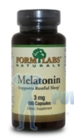 Melatonin 180 капс