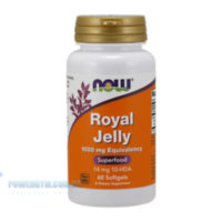 Royal Jelly 1000 mg Eguivalency
