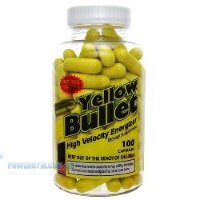 Yellow Bullet pills 100 капс