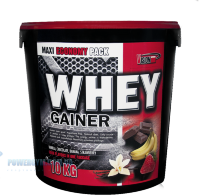 Whey Gainer (4x2,5 кг) 10 кг