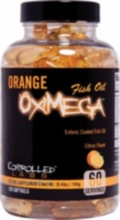 Orange OxiMega Fish Oil 120 капс