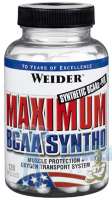 Maximum BCAA Syntho 120 капс