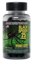Black Spider Widow 100 капс