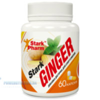 ​Stark Pharm Ginger от Stark Pharm 60 капс