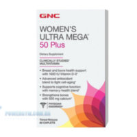 Women`s Ultra Mega 50 Plus
