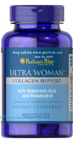 Ultra Woman™ Collagen Support 90 капс