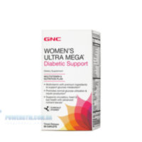 Women`s Ultra Mega Diabetic Support