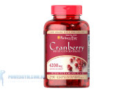 Cranberry Fruit Concentrate 4200 mg 250 капс