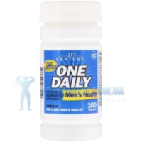 21st century One Daily Men's Health 100 tab