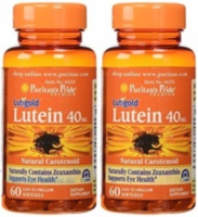 Lutein 40mg with Zeaxanthin 60 капс