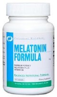 Melatonin Formula 5 мг 60 капс