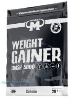 Weight Gainer Crash 5000 1400 грамм