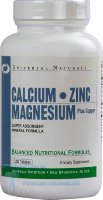 Calcium-Zinc-Magnesium Plus Copper 100 табл