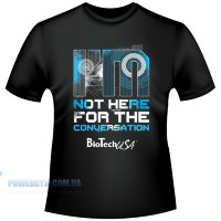 T-shirt I'm not here