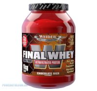Just Fight Final Whey 1000г