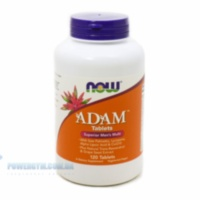 Adam Superior Men's Multi Now Foods 120 tab