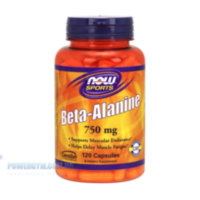 Beta-Alanine 750 mg