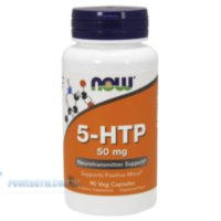 5-ХТП Now Foods 5-HTP 200 mg 90 таб Гидрокситриптофан триптофан