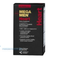 Mega Men Heart
