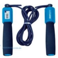 BodyFit Jump rope with score counter