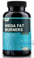 Mega Fat Burners 60 табл