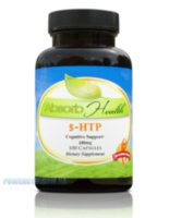 Absorb Health 5-HTP 100 caps 100mg