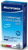 L-Carnitine liquid caps 500 45 капс