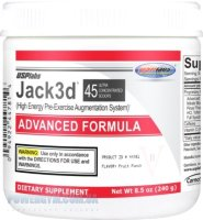 Jack 3d Advanced Formula 230 грамм