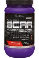 Ultimate Nutrition BCAA 12 000 Powder Flavored 457 грамм