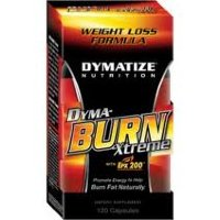 Dyma-Burn Xtreme With Eph200 120 капс