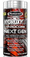 Hydroxycut Hardcore Next Gen 180 табл