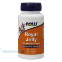 Royal Jelly 300 mg Eguivalency